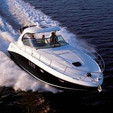 45 ft. Sea Ray Boats 44 Sundancer Express Cruiser Boat Rental Miami Image 14