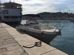 23 ft. karnic 2251 Open Walkaround Boat Rental Općina Trogir Image 1