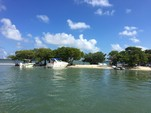28 ft. Lexington 527 Pontoon Pontoon Boat Rental Miami Image 12