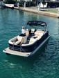 28 ft. Lexington 527 Pontoon Pontoon Boat Rental Miami Image 6