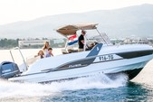 26 ft. Beneteau USA Flyer 7.7 Sundeck Walkaround Boat Rental Općina Trogir Image 2