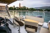 26 ft. Beneteau USA Flyer 7.7 Sundeck Walkaround Boat Rental Općina Trogir Image 1