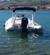 18 ft. Maestral 555 RIB Inflatable Outboard Boat Rental Općina Trogir Image 2