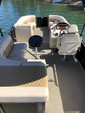 28 ft. Lexington 527 Pontoon Pontoon Boat Rental Miami Image 4