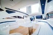 65 ft. Princess V65 Express Cruiser Boat Rental Miami Image 1