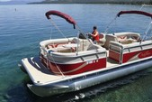 27 ft. Crest Gold Pontoons 27 Cruiser Boat Rental Rest of Southwest Image 1