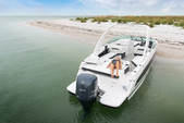 27 ft. Regal 27 RX FasDeck Volvo Bow Rider Boat Rental Miami Image 3