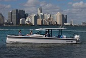 37 ft. axopar 37 SunTop Brabus Edition Center Console Boat Rental Miami Image 2