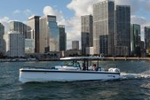 37 ft. axopar 37 SunTop Brabus Edition Center Console Boat Rental Miami Image 3