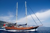 95 ft. Other Custom Built Motorsailer Boat Rental Marmaris Image 4
