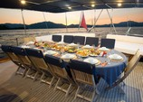 95 ft. Other Custom Built Motorsailer Boat Rental Marmaris Image 6