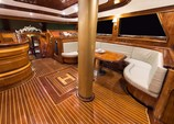 95 ft. Other Custom Built Motorsailer Boat Rental Marmaris Image 11