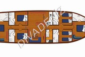 95 ft. Other Custom Built Motorsailer Boat Rental Marmaris Image 21