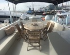 68 ft. Hatteras Yachts 68 Cockpit Motor Yacht Motor Yacht Boat Rental West Palm Beach  Image 3