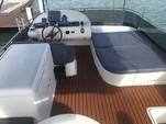 "55 ft. 55"" Uniessee Flybridge Boat Rental Miami Image 3"