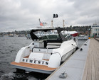 38 ft. Trojan Yachts 350 Express Yacht Cruiser Boat Rental Seattle-Puget Sound Image 5