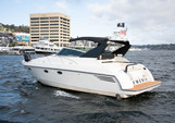 38 ft. Trojan Yachts 350 Express Yacht Cruiser Boat Rental Seattle-Puget Sound Image 3