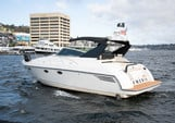 38 ft. Trojan Yachts 350 Express Yacht Cruiser Boat Rental Seattle-Puget Sound Image 4