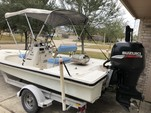 19 ft. Mako Marine 18 LTS W/90 HP Center Console Boat Rental N Texas Gulf Coast Image 3