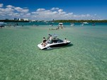19 ft. Yamaha AR190  Bow Rider Boat Rental Miami Image 5