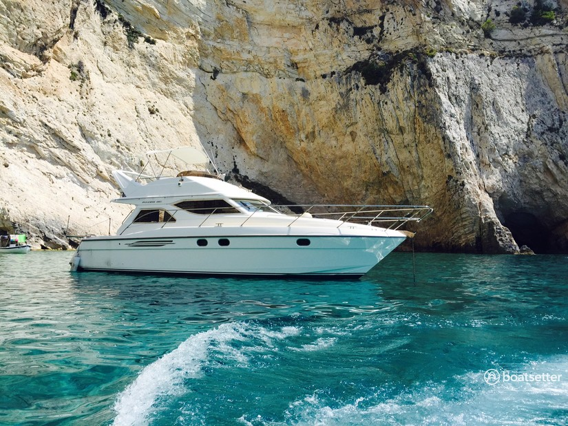 Rent a princess motor yacht in Zakinthos, null near me