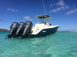 35 ft. Triton (TN) 351 CC w/3-275HP Center Console Boat Rental East End Image 1