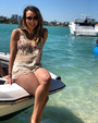 19 ft. Yamaha AR190  Bow Rider Boat Rental Miami Image 4