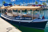 22 ft. Duffy Electric Boats 22 Bay Island Electric Boat Rental Hawaii Image 15