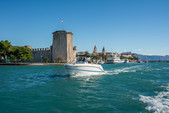 26 ft. Quicksilver by Mercury Marine Activ 805 Open Other Boat Rental Trogir Image 1