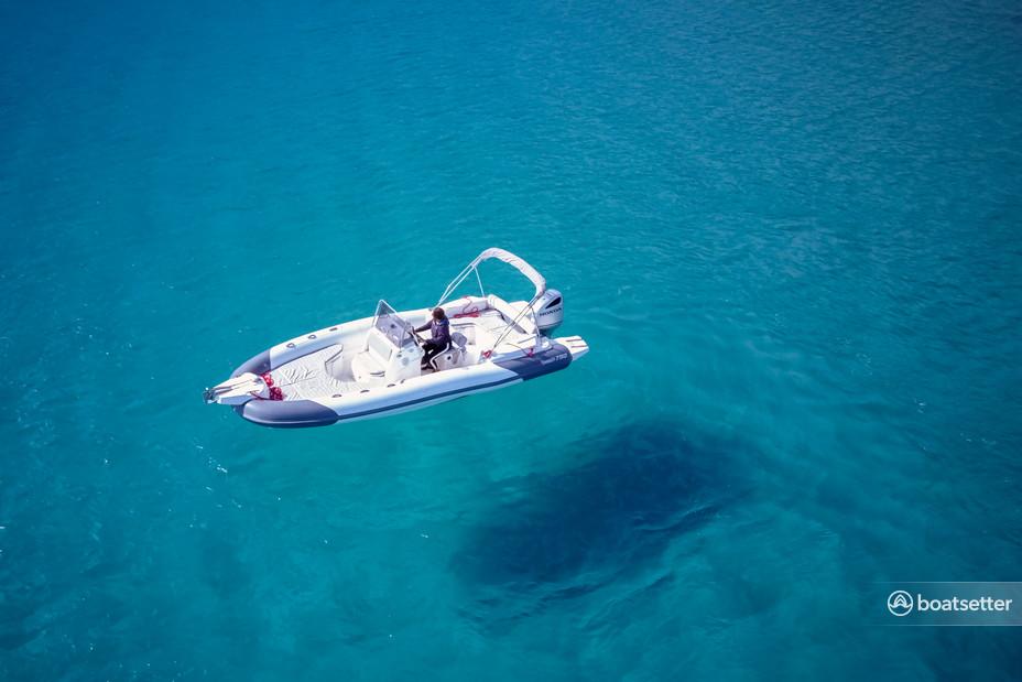 Rent a Marlin Boats (WA) classic in Općina Trogir, null near me