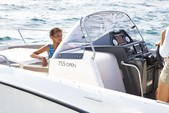 25 ft. Quicksilver by Mercury Marine Activ 755 Open Classic Boat Rental Općina Trogir Image 4