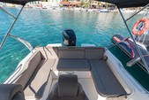 25 ft. Quicksilver by Mercury Marine Activ 755 Sundeck Classic Boat Rental Općina Trogir Image 3