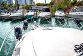 40 ft. Silverton Marine 38 Convertible Mega Yacht Boat Rental Miami Image 6