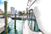 40 ft. Silverton Marine 38 Convertible Mega Yacht Boat Rental Miami Image 7