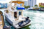 40 ft. Silverton Marine 38 Convertible Mega Yacht Boat Rental Miami Image 8