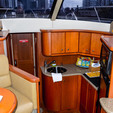 40 ft. Silverton Marine 38 Convertible Mega Yacht Boat Rental Miami Image 9