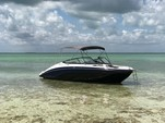 21 ft. Yamaha 212 Limited Jet Boat Boat Rental The Keys Image 3