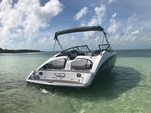 21 ft. Yamaha 212X  Jet Boat Boat Rental The Keys Image 6