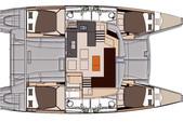 44 ft. Fountain Powerboats Pajot Catamaran Boat Rental Marsh Harbour Image 4