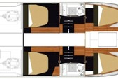 37 ft. Fountain Powerboats MY 37' Catamaran Boat Rental Marsh Harbour Image 8