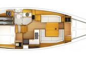 38 ft. Jeanneau Sailboats 38' Sloop Boat Rental Marsh Harbour Image 5