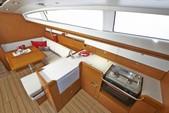 41 ft. Jeanneau Sailboats 41 Sloop Boat Rental Marsh Harbour Image 4