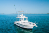 32 ft. Luhrs Boats 32 Open Sportfish Saltwater Fishing Boat Rental Nassau Image 1