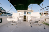 31 ft. Bertram Yacht 31' Saltwater Fishing Boat Rental Nassau Image 3