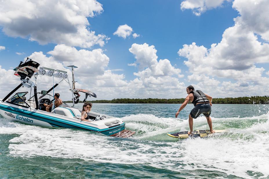 Rent a Malibu Boats ski and_wakeboard in Fort Myers Beach, FL near me