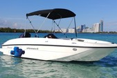 16 ft. Bayliner Element 4-S Mercury  Cruiser Boat Rental Miami Image 1