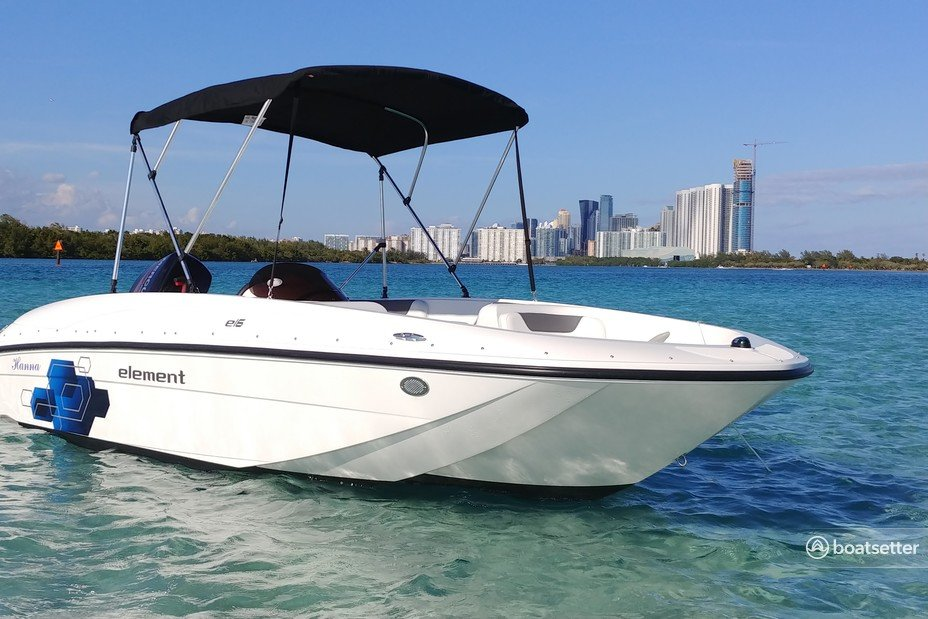 Rent a Bayliner cruiser in Hollywood, FL near me