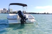 16 ft. Bayliner Element 4-S Mercury  Cruiser Boat Rental Miami Image 5