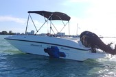 16 ft. Bayliner Element 4-S Mercury  Cruiser Boat Rental Miami Image 6
