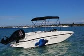 16 ft. Bayliner Element 4-S Mercury  Cruiser Boat Rental Miami Image 11